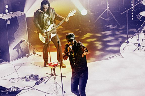 ROCK IN RIO <br> Produção Audiovisual
